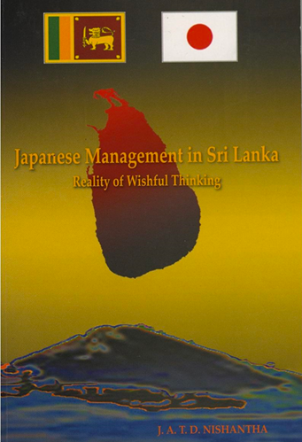 Japanese Management in Sri Lanka