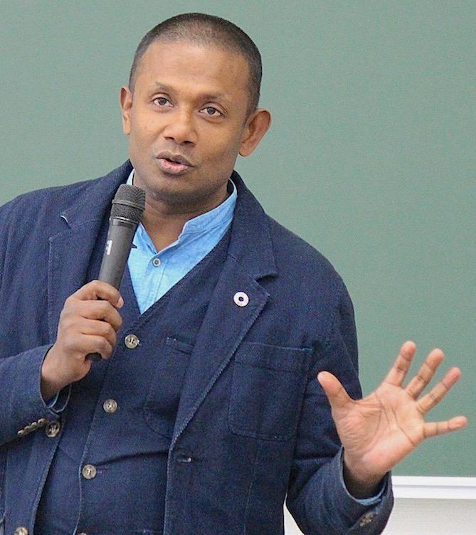 多文化共生講演会講師